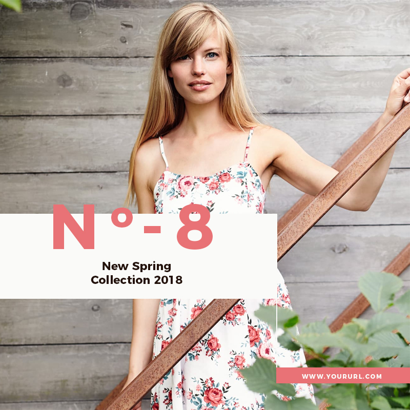 New-Spring-Collection-Social-Media-Design