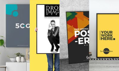 15-Newest-Free-PSD-Poster-Mockups-of-2018-For-Creative-Designers