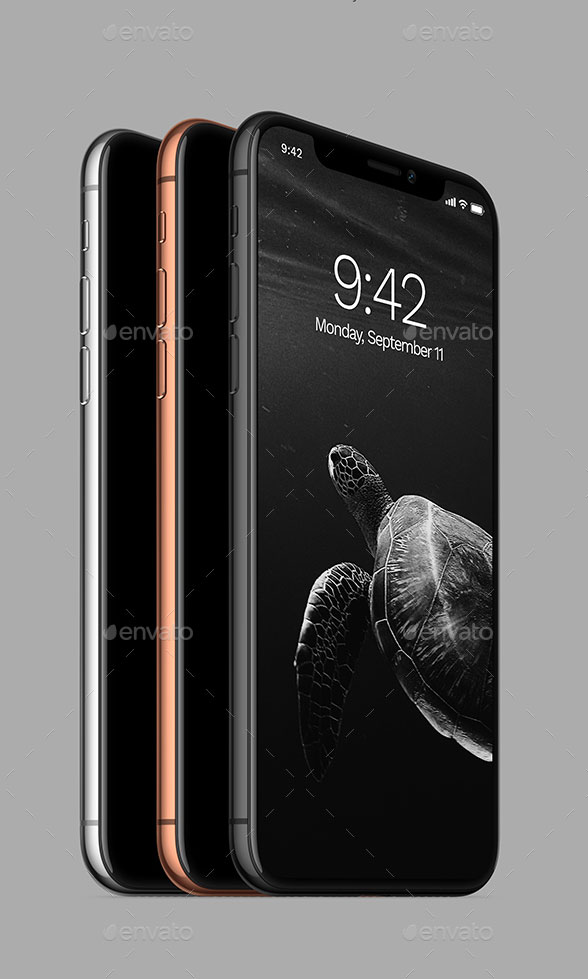 Executive-&-Pro-iPhone-X-Mockups-1