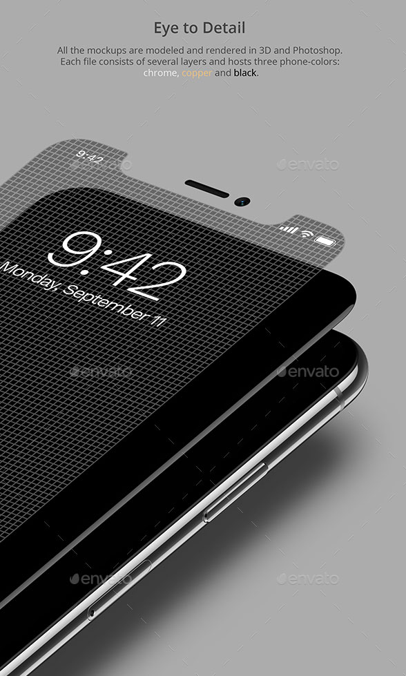 Executive-&-Pro-iPhone-X-Mockups-2