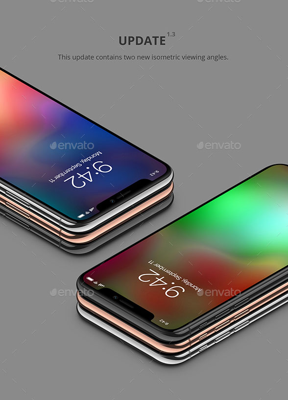 Executive-&-Pro-iPhone-X-Mockups-4