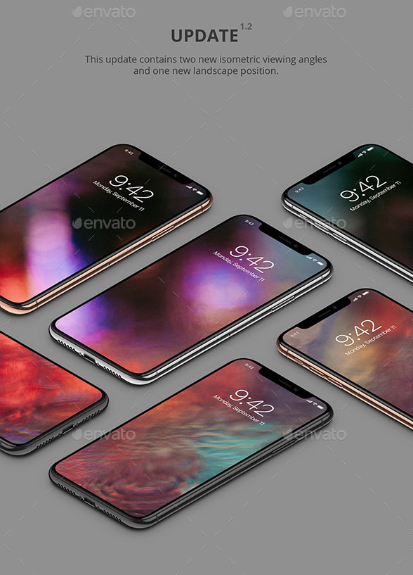 Executive-&-Pro-iPhone-X-Mockups-5