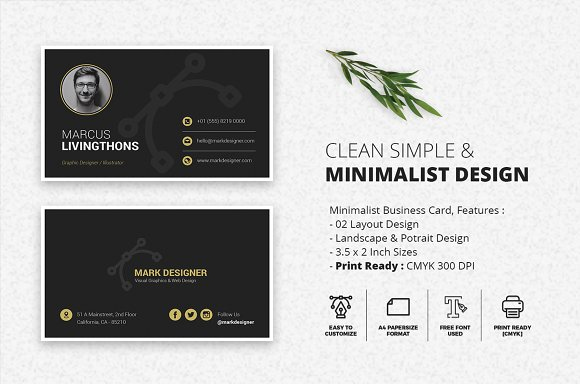 Clean-&-Simple-Minimalist-Business-Card-Template