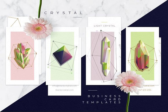 Crystal-Business-Cards
