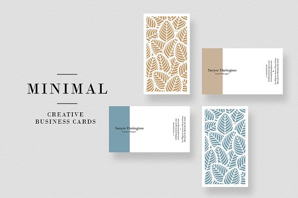 Minimal-Creative-Business-Card
