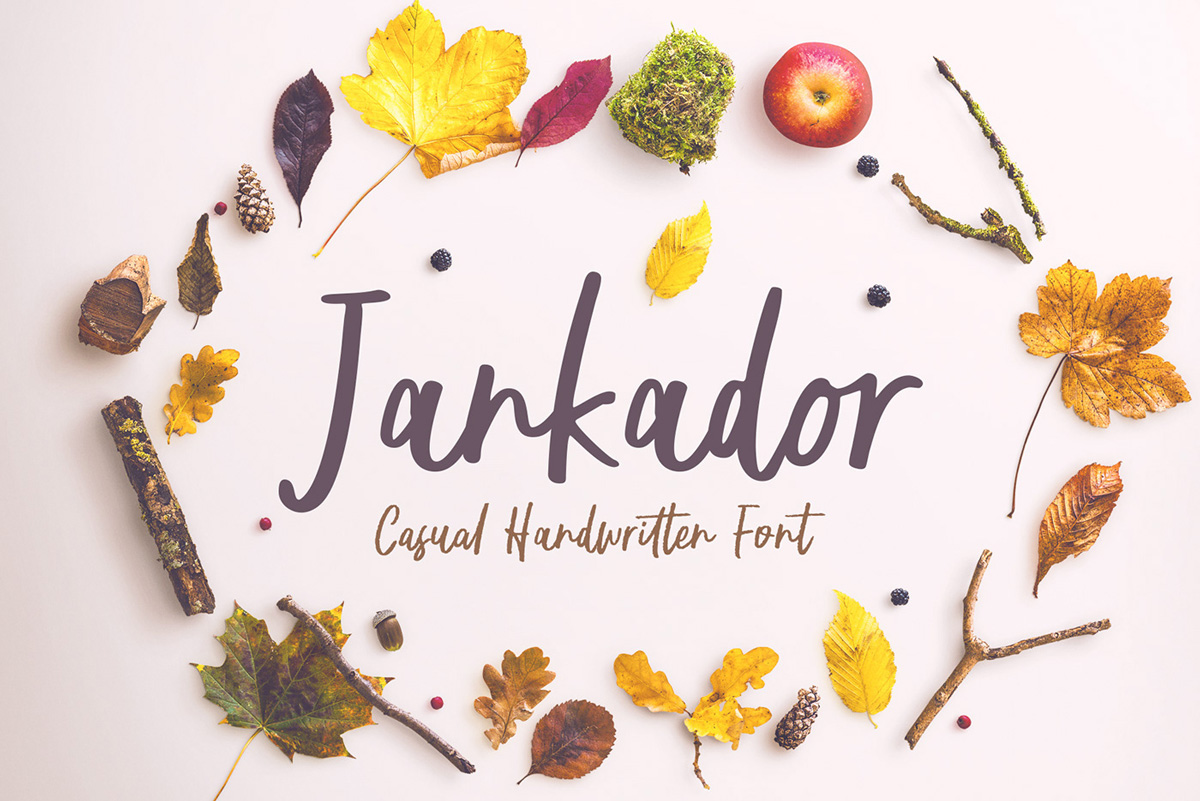 Free-Jankador-Handwriting-Font-2018