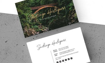 Photographer business card template dribbble graphics all posts tagged photographer business card template friedricerecipe Images
