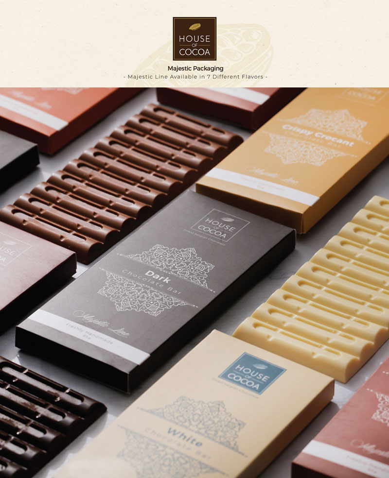 Majestic-Chocolate-packaging