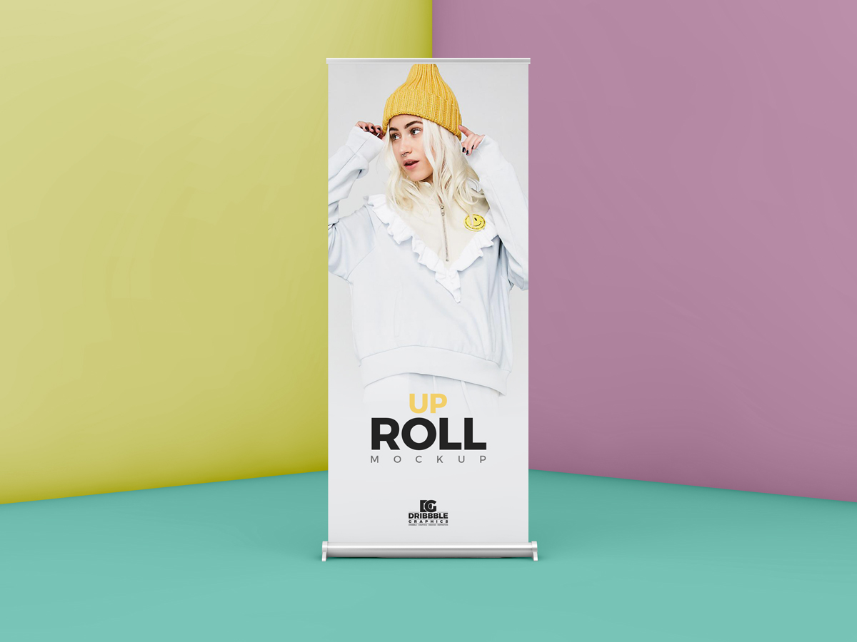 Free-Modern-Roll-up-Mockup-PSD-2018