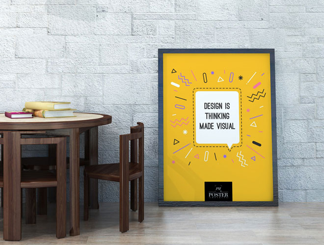 Gallery-Furniture-With-Poster-Mockup-PSD