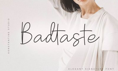 Free-Badtaste-Handwriting-Signature-Font-Demo-2018