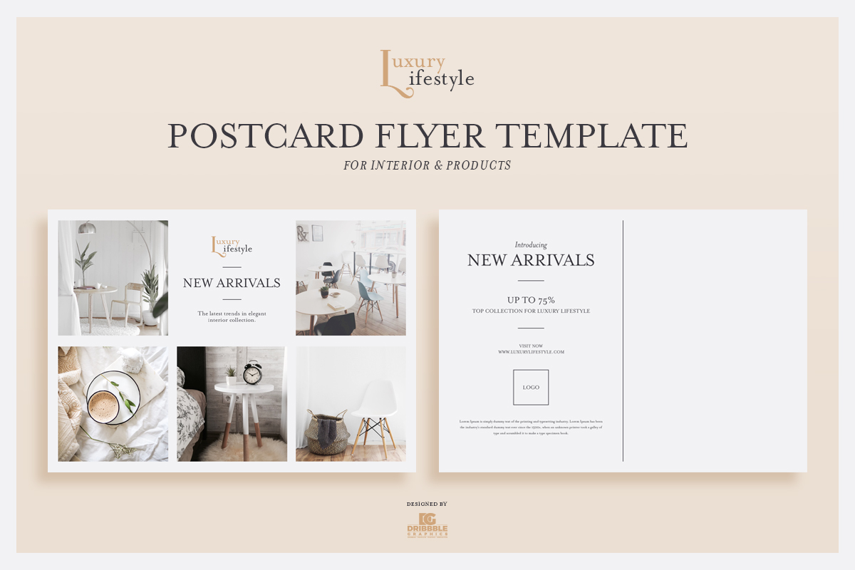 Free-Product-Postcard-Flyer-PSD-Template