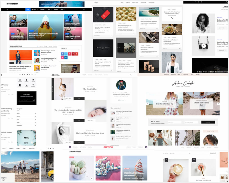 10-Best-Blog-Magazine-WordPress-Themes-of-January-2019