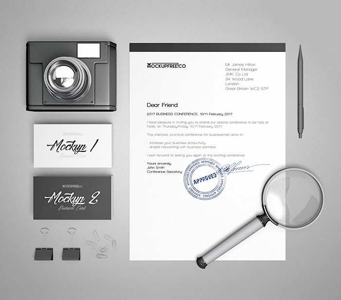 Business-Stationery-Mockup-Free