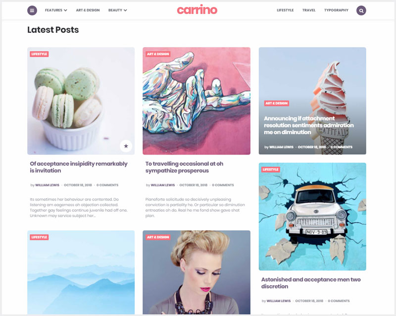 Carrino-An-Exciting-Blog-Theme