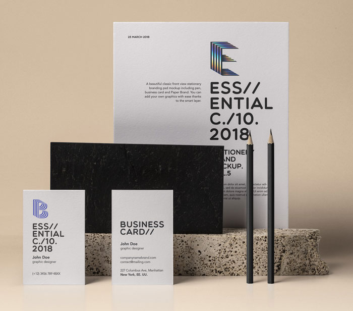 Essential-Stationery-Psd-Mockup