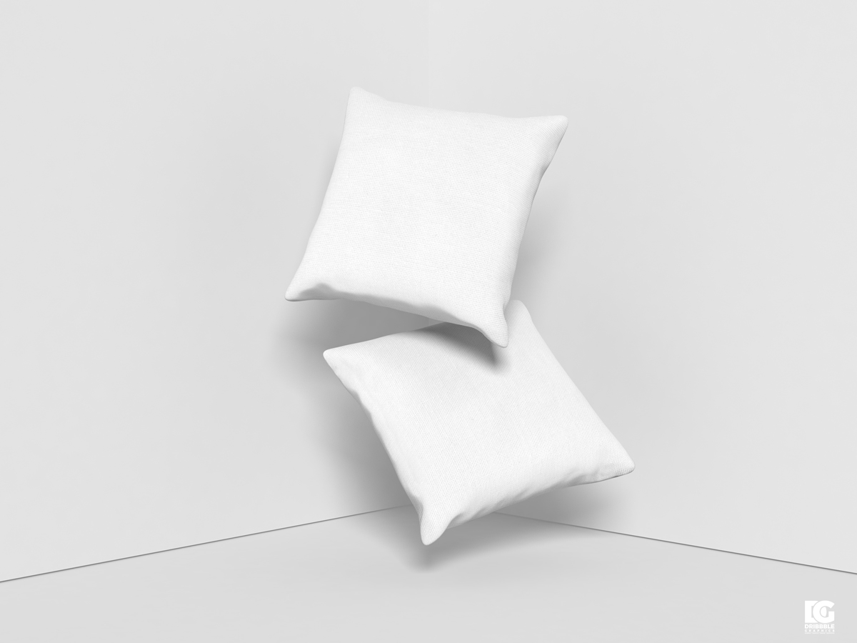 Free-Brand-Square-Pillow-Mockup-Design-PSD-2019