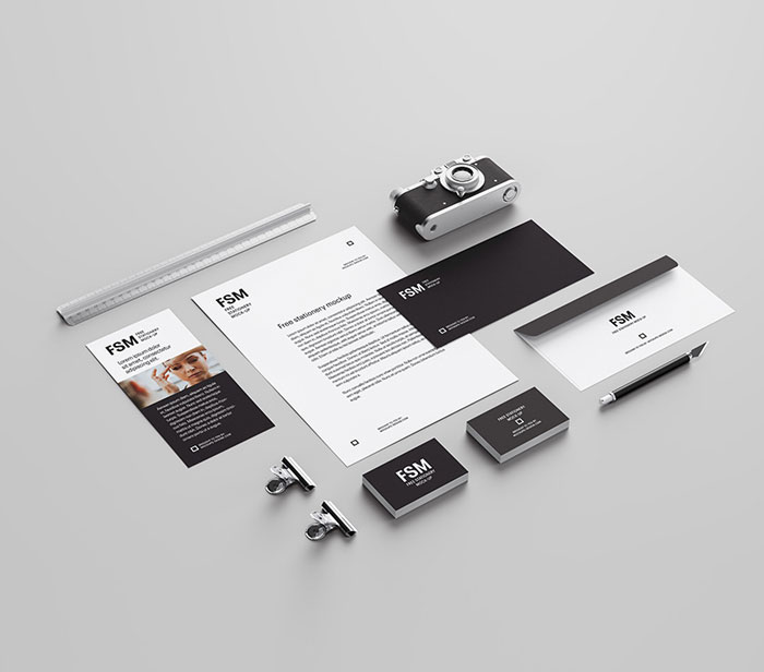 Free-Creative-Stationery-Mockup