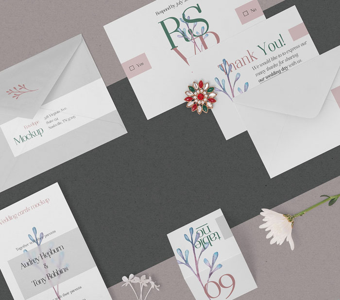 Free-Elegant-Wedding-Stationery-Mockup