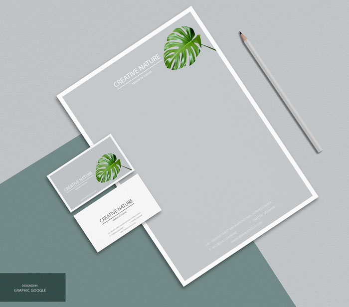 Free-Letter-Head-and-Business-Card-Mockup