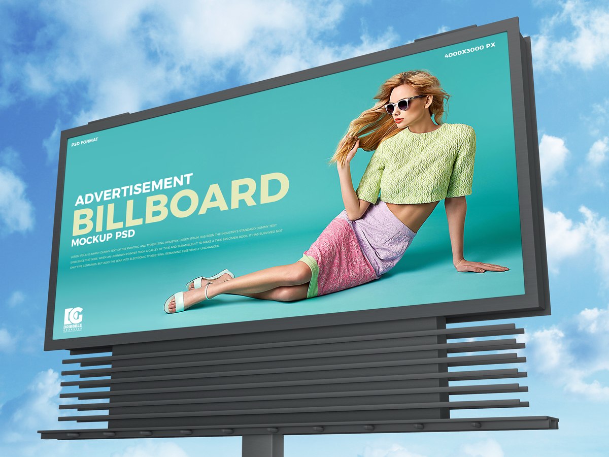 Free-Sky-Advertisement-Billboard-Mockup-PSD-2019-600
