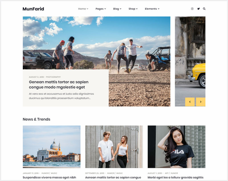 Munfarid-A-WordPress-Theme-For-Blog-Magazine-&-Shop