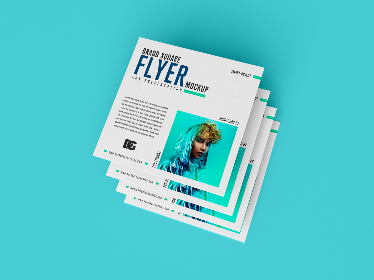 Free-Brand-Square-Flyer-Mockup-For-Presentation-600