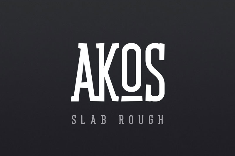AKOS-Slab-Rough