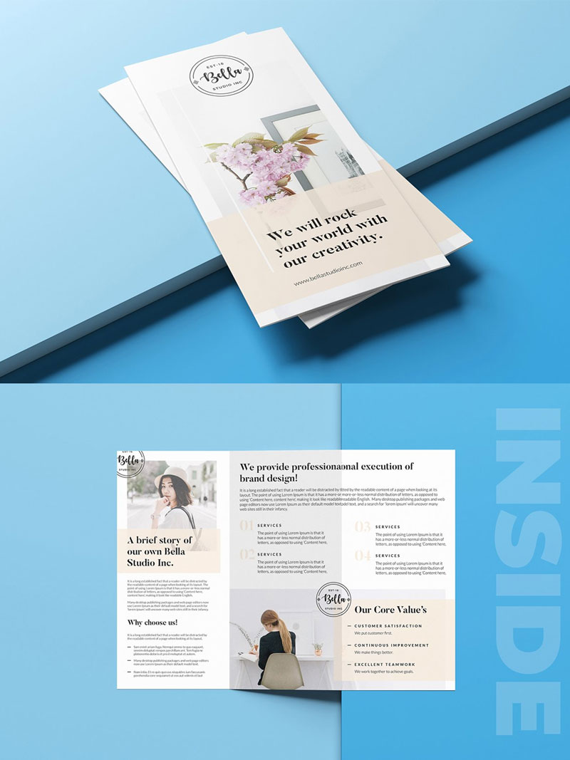 Agency-Profile-Trifold-Brochure-InDesgin-Template