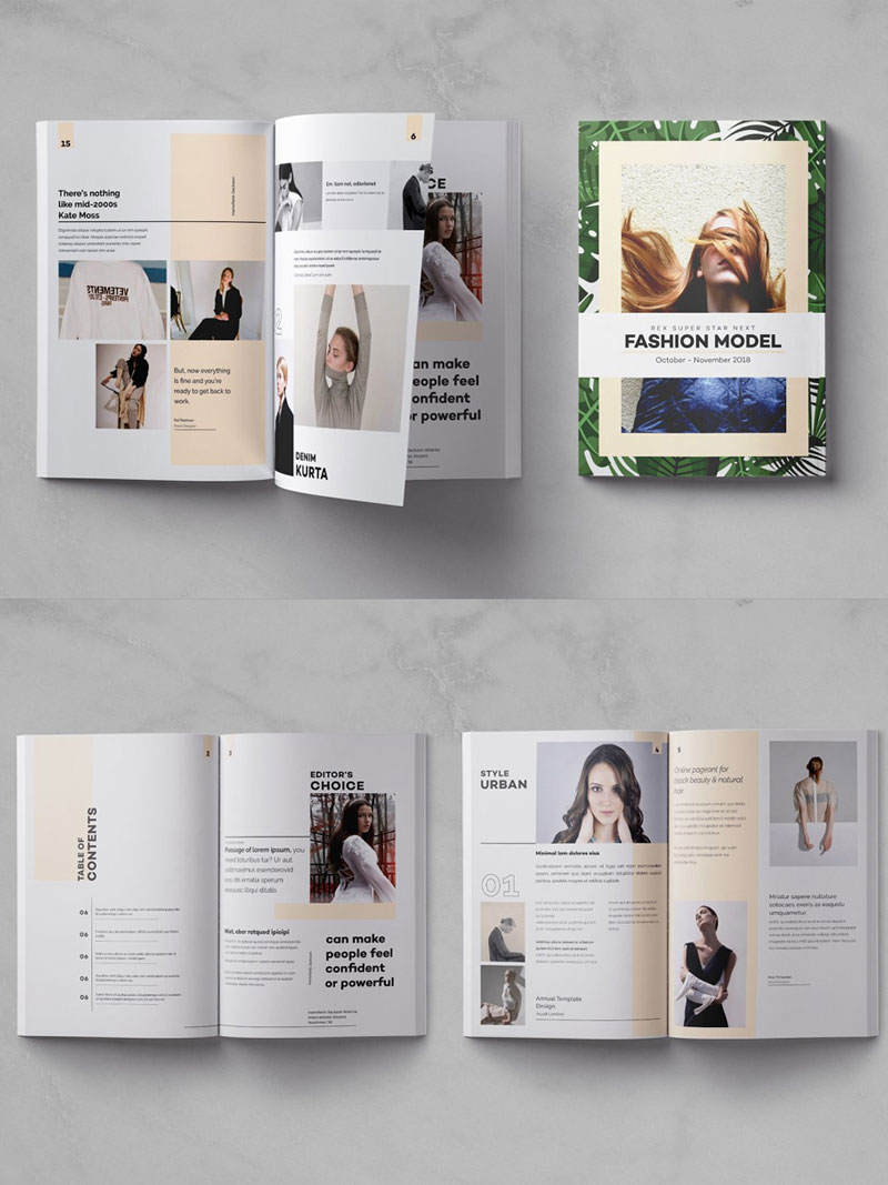 Fashion-Lookbook-InDesign-Brochure-Template