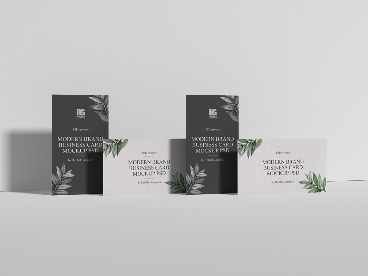 Free-Modern-Brand-Business-Card-Mockup-2019