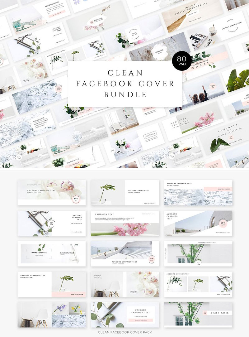 Clean-Facebook-Cover-Bundle