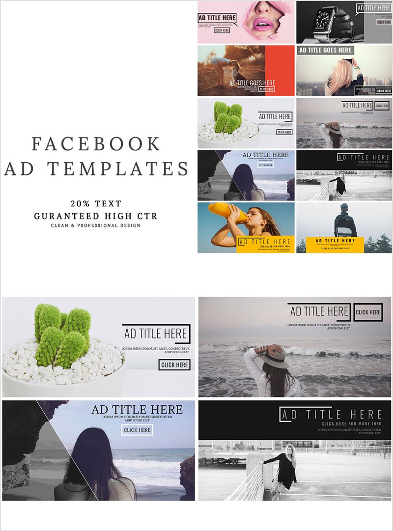 Facebook-Ad-Social-Media-Templates