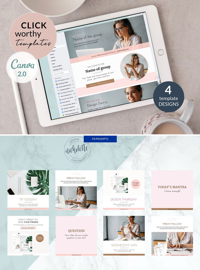 Facebook-Group-Canva-Templates