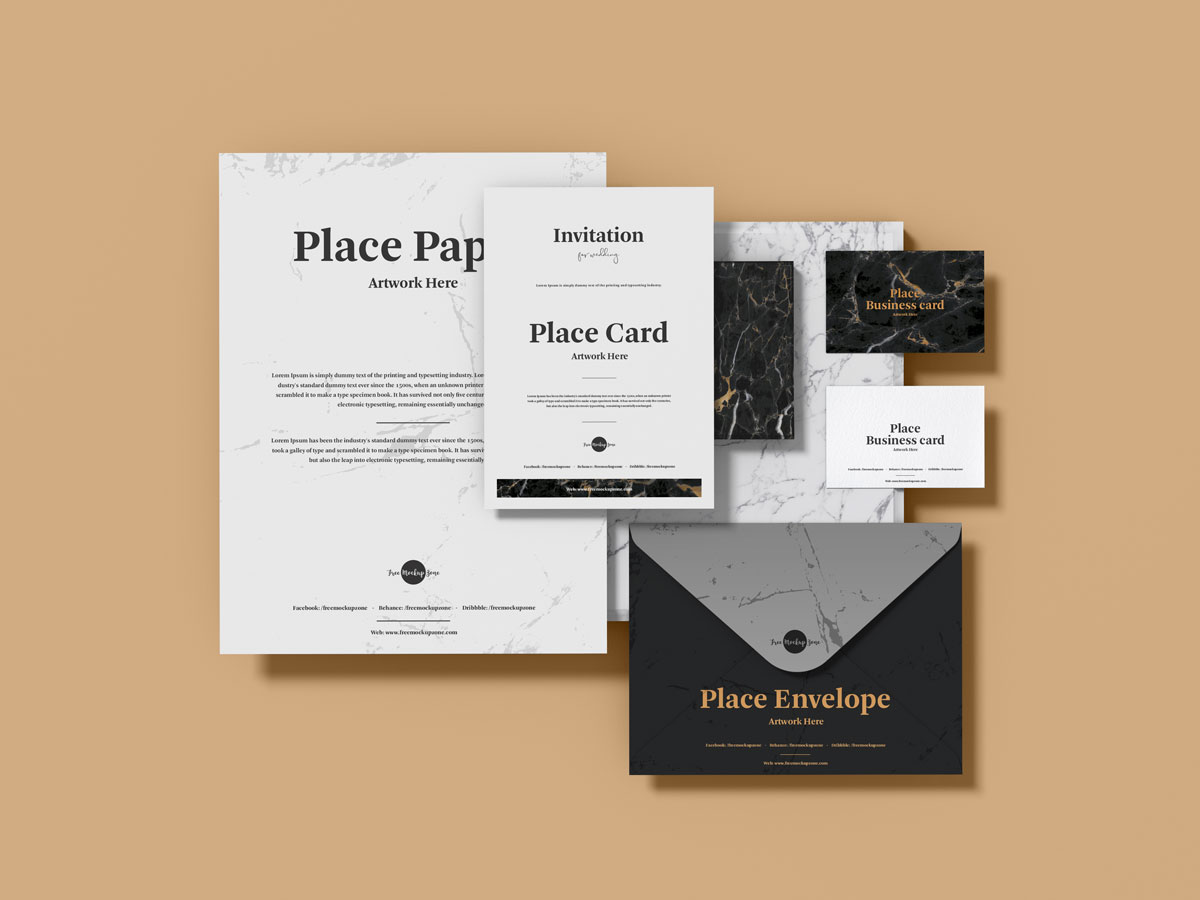 Free-PSD-Corporate-Stationery-Mockup
