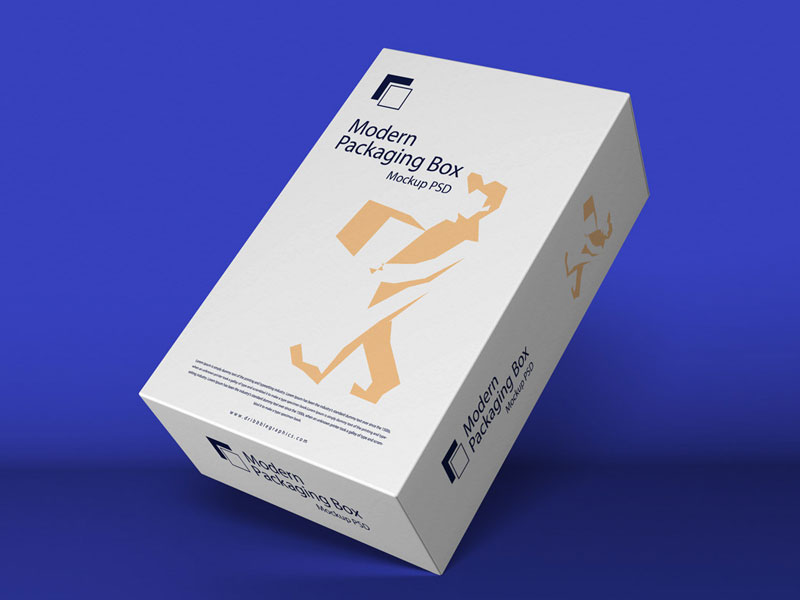 PSD-Packaging-Box-Mockup