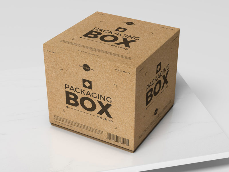 Packaging-Box-Mockup