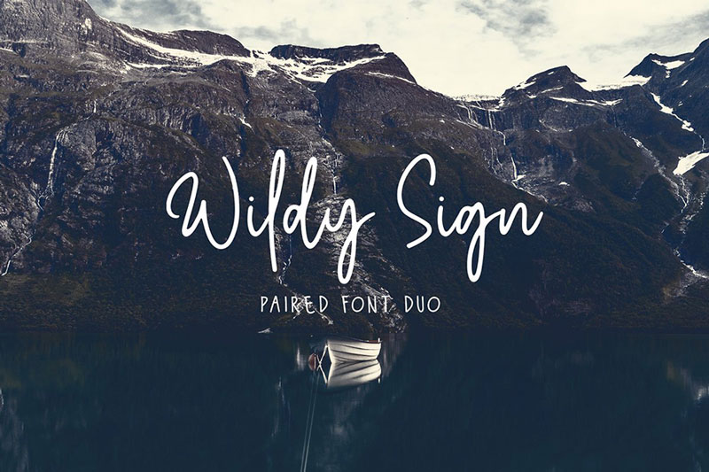 Free-Wildy-Sign-Signature-Font-1