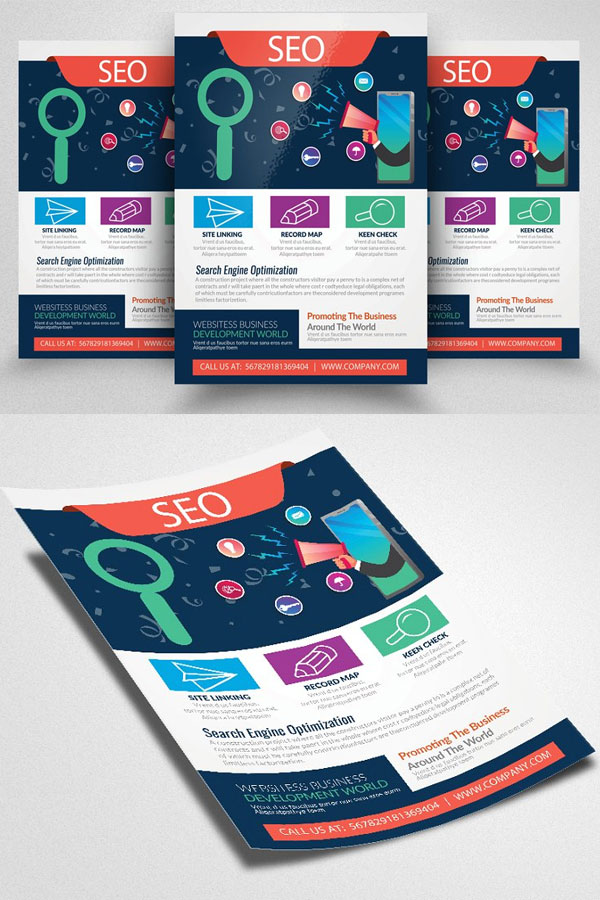 Creative-Flyer-Template-For-SEO-Company