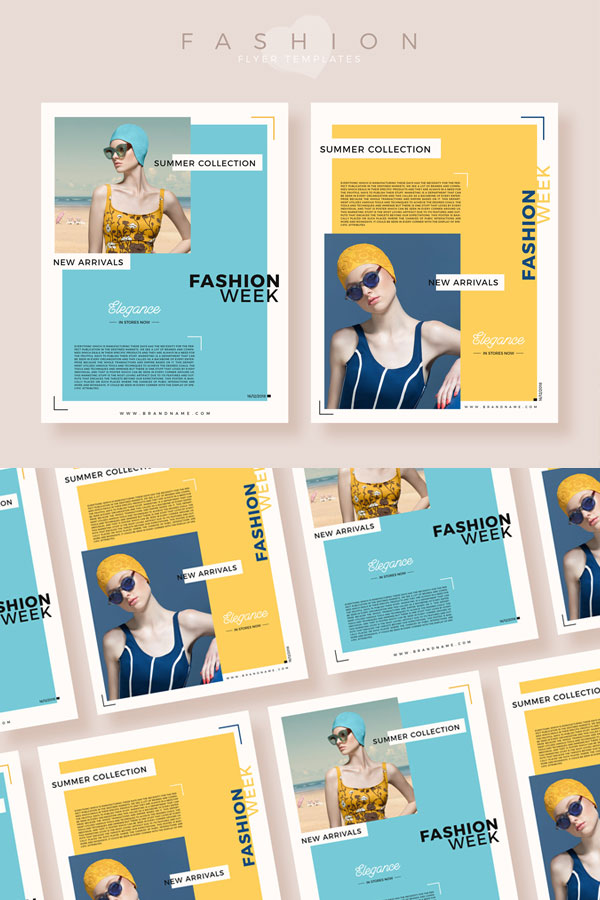 Flyer-Templates-For-Fashion-Brands