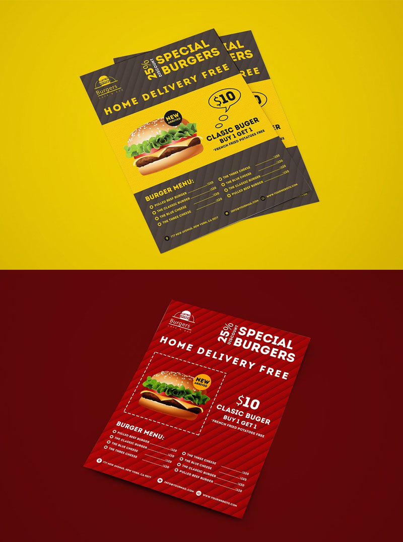 Food-Menu-Sales-Flyer