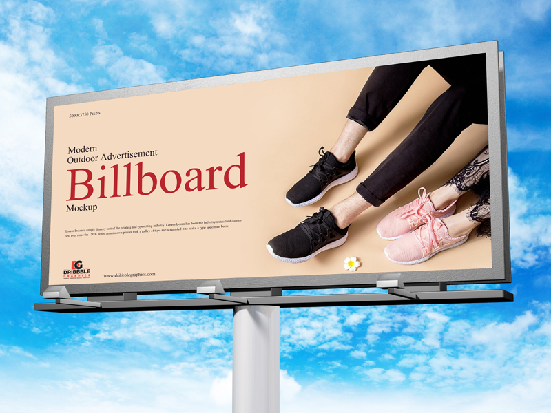 Free-Modern-Outdoor-Advertisement-Billboard-Mockup-600