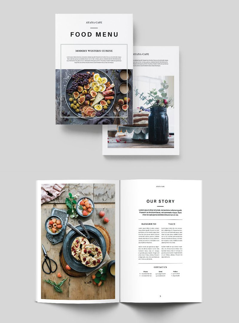 Premium-Food-Menu-Design-Templates