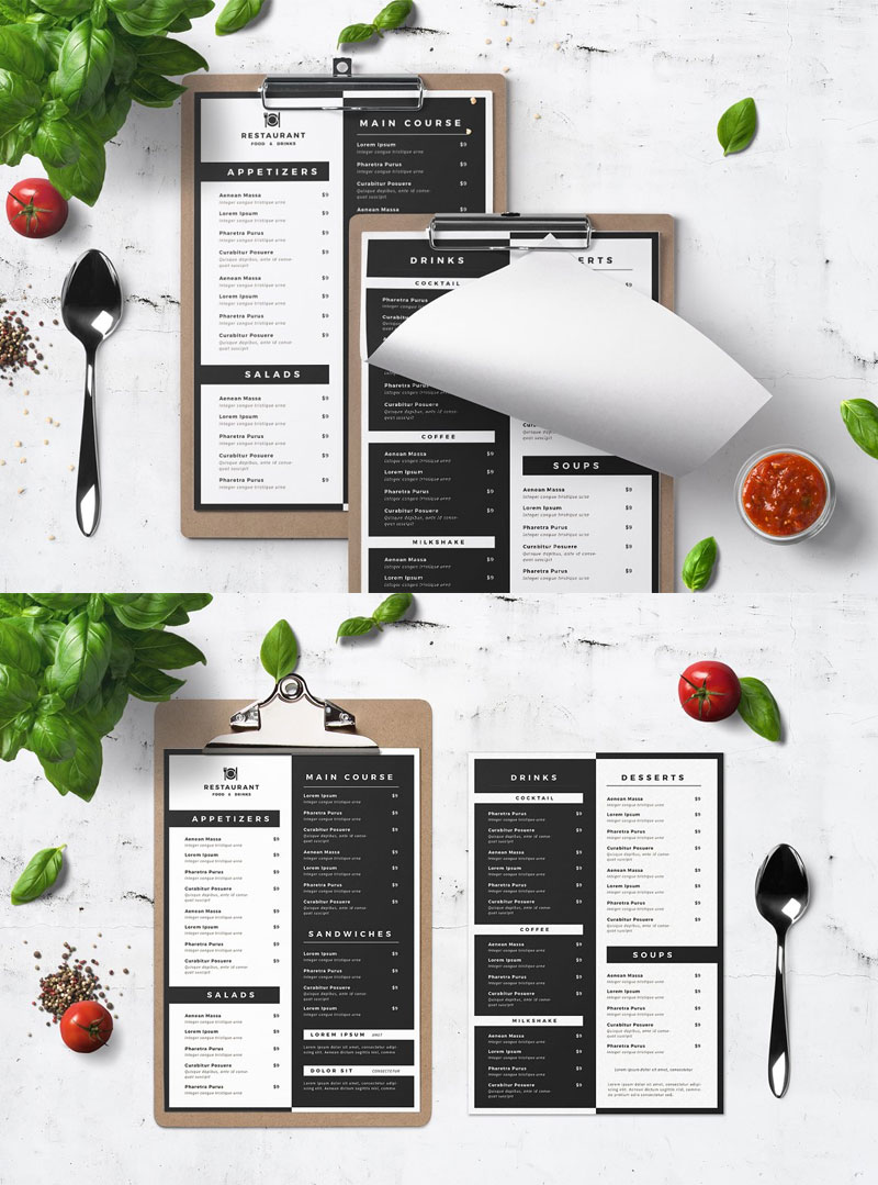 Simple-Food-Menu-Design-Template