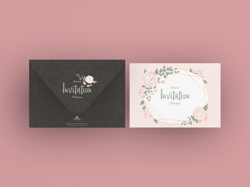 Free-Brand-Invitation-Card-Mockup
