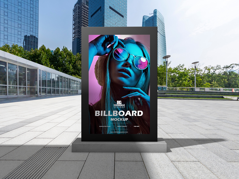Free-Outdoor-Office-Billboard-Mockup-For-Advertisement