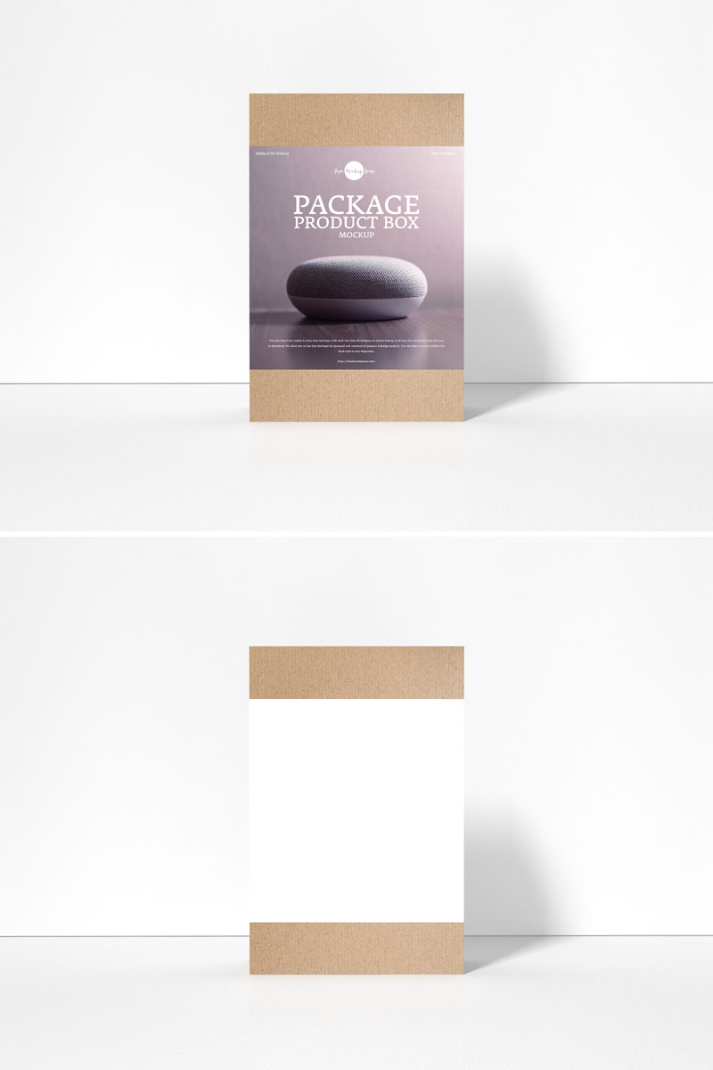 Free-Product-Packaging-Box-Mockup