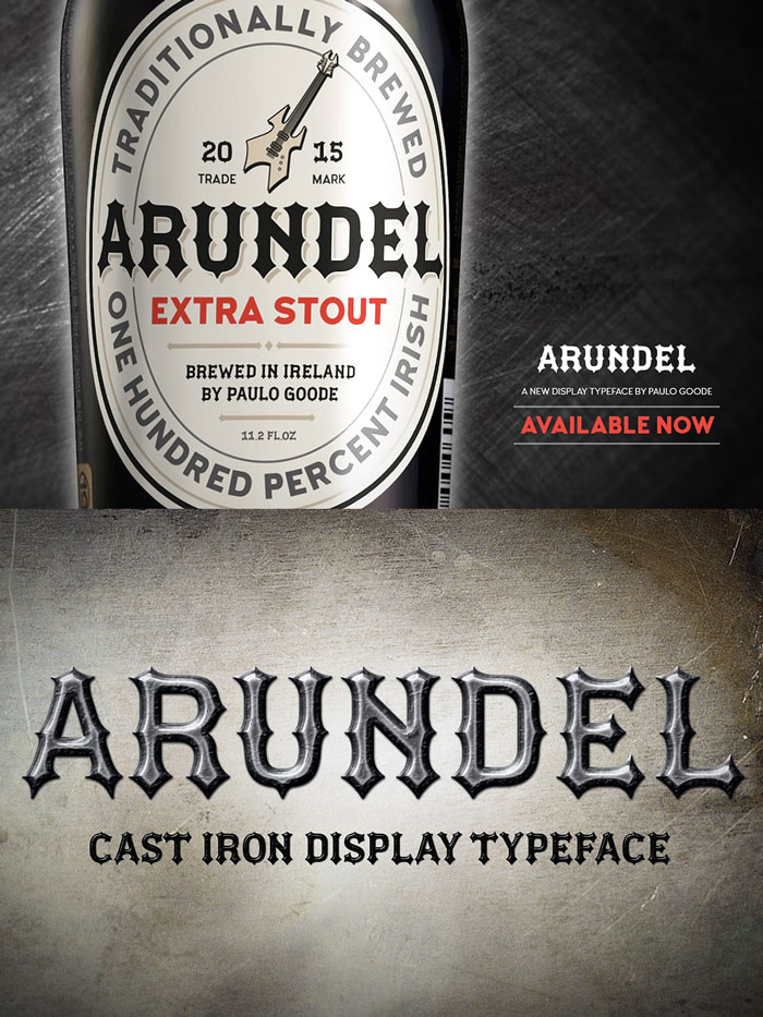 Arundel-Heavy-Metal-Iron-Display-Blackletter-Font