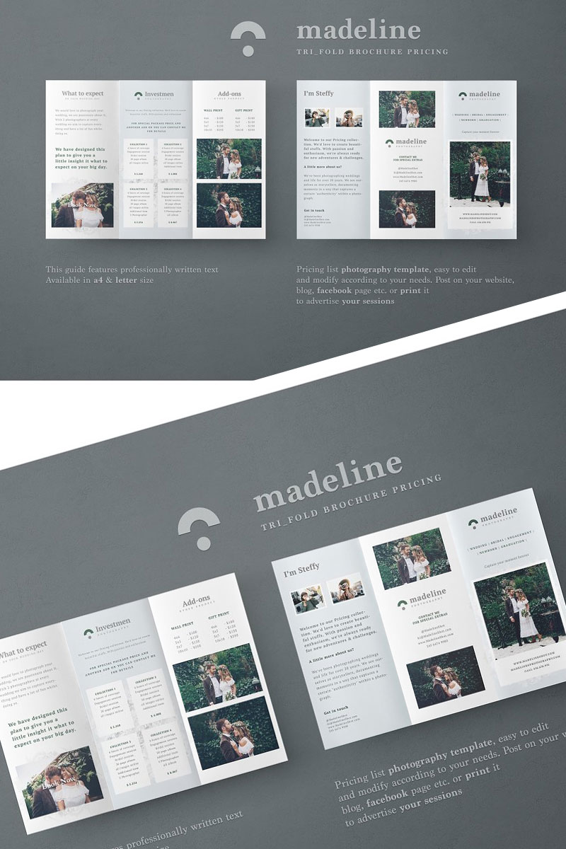 Brochure-Design-For-Wedding-Pricing-Guide