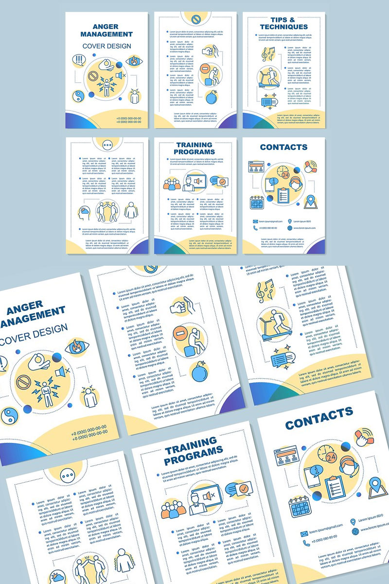 Brochure-Template-For-Management